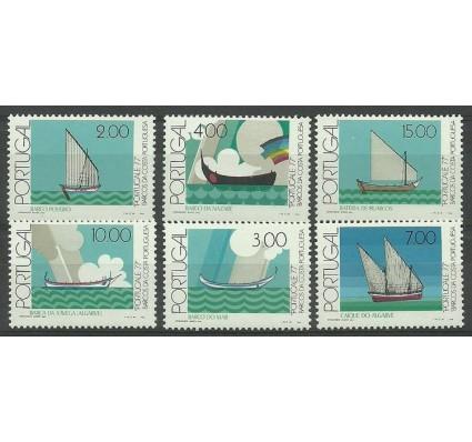 Znaczek Portugalia 1977 Mi 1378-1383x Czyste **