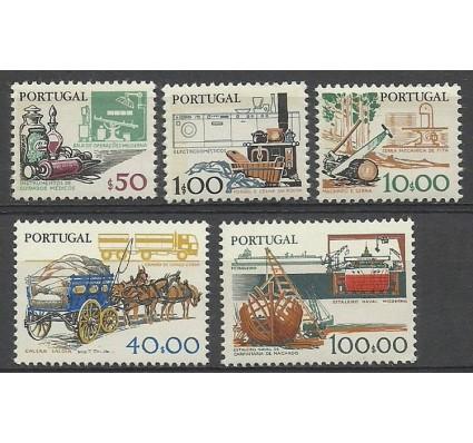 Znaczek Portugalia 1979 Mi 1428-1432 Czyste **