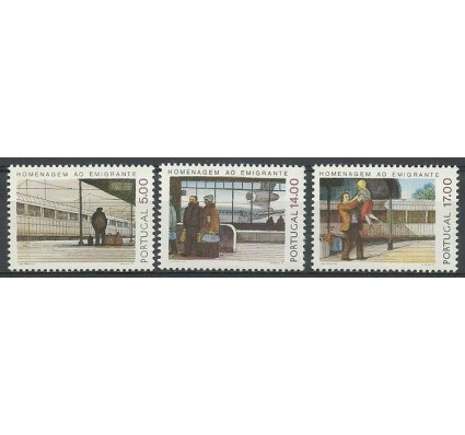 Znaczek Portugalia 1979 Mi 1433-1435 Czyste **