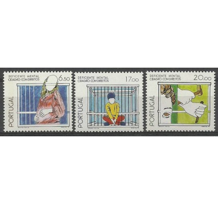 Znaczek Portugalia 1979 Mi 1448-1450 Czyste **
