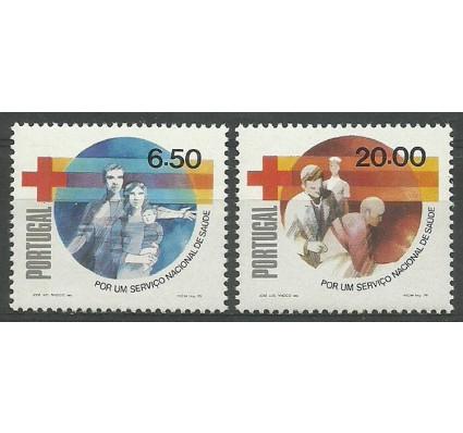 Znaczek Portugalia 1979 Mi 1467-1468 Czyste **