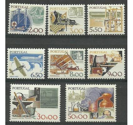 Znaczek Portugalia 1980 Mi 1472-1479typII Czyste **