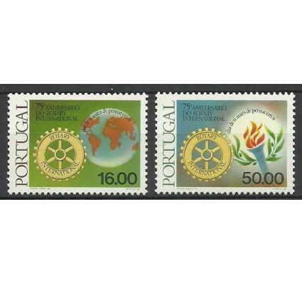 Znaczek Portugalia 1980 Mi 1480-1481 Czyste **