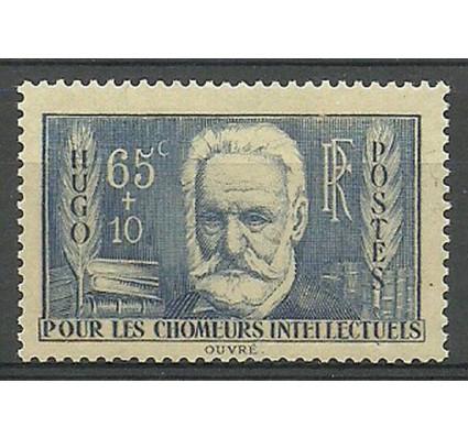 Znaczek Francja 1938 Mi 419 Czyste **