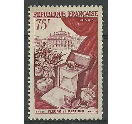 Znaczek Francja 1954 Mi 1000 Czyste **