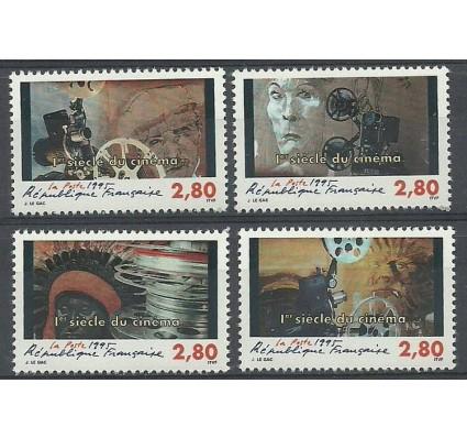 Znaczek Francja 1995 Mi 3063-3066 Czyste **