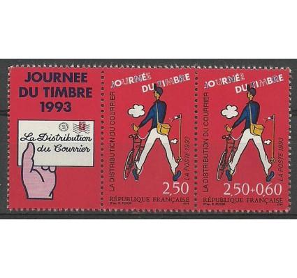 Znaczek Francja 1993 Mi zf 2939-2940 Czyste **