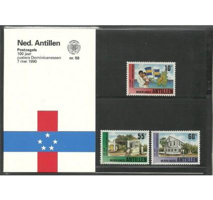 Znaczek Antyle Holenderskie 1990 Mi 685-687 Czyste **