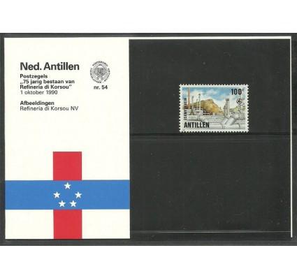 Znaczek Antyle Holenderskie 1990 Mi 699 Czyste **