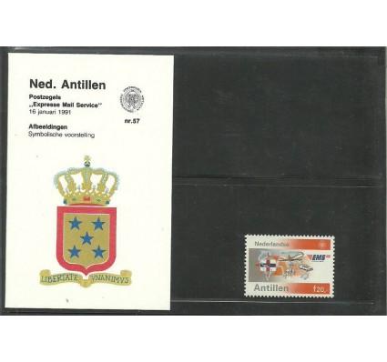 Znaczek Antyle Holenderskie 1991 Mi 708 Czyste **