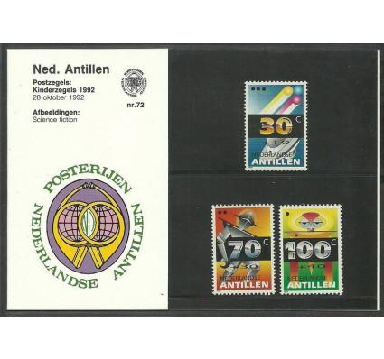 Znaczek Antyle Holenderskie 1992 Mi 759-761 Czyste **