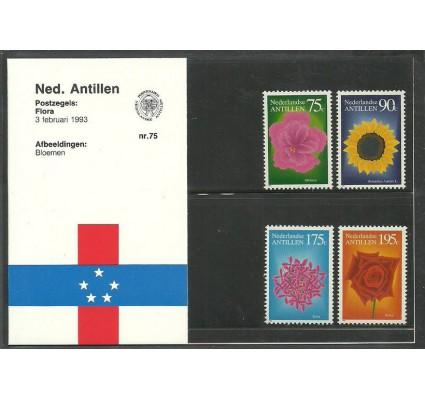 Znaczek Antyle Holenderskie 1993 Mi 768-771 Czyste **