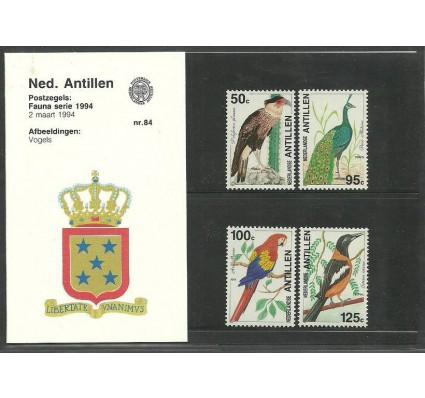 Znaczek Antyle Holenderskie 1994 Mi 798-801 Czyste **