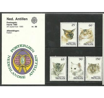 Znaczek Antyle Holenderskie 1995 Mi 846-850 Czyste **