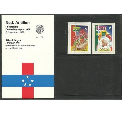 Znaczek Antyle Holenderskie 1996 Mi 882-883 Czyste **