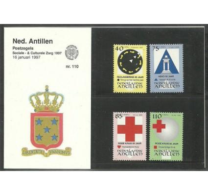 Znaczek Antyle Holenderskie 1997 Mi 884-887 Czyste **