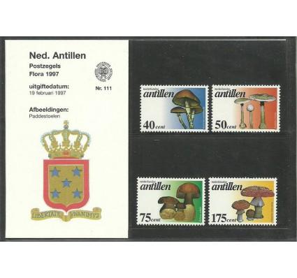Znaczek Antyle Holenderskie 1997 Mi 888-891 Czyste **