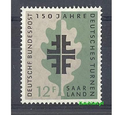 Saara 1958 Mi 437 Czyste **