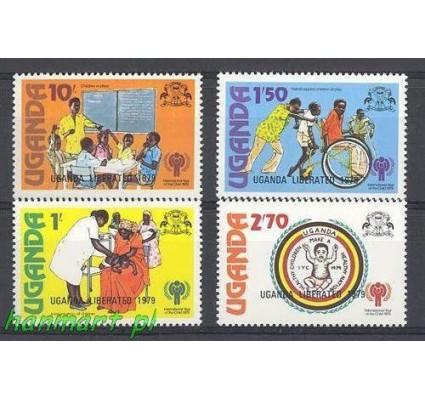 Znaczek Uganda 1979 Mi 242-245 Czyste **