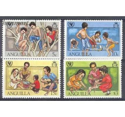 Znaczek Anguilla 1981 Mi 446-449 Czyste **