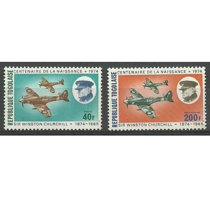 Znaczek Togo 1974 Mi 1075+1077 Czyste **
