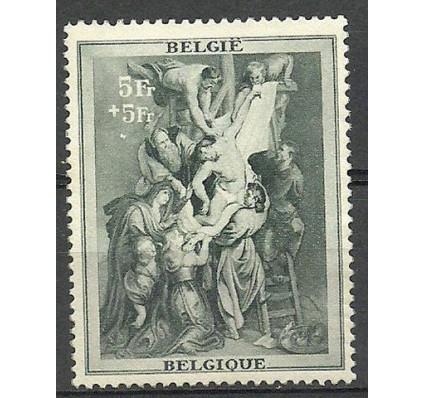 Znaczek Belgia 1939 Mi 513 Czyste **