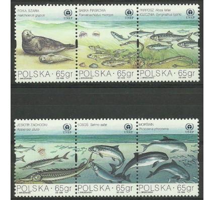 Znaczek Polska 1998 Mi 3706-3711 Fi 3558-3563 Czyste **