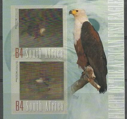 Znaczek Republika Południowej Afryki 2013 Mi bl 140 Czyste **