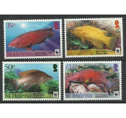 Znaczek Wyspa św. Heleny 2011 Mi 1145-1148 Czyste **