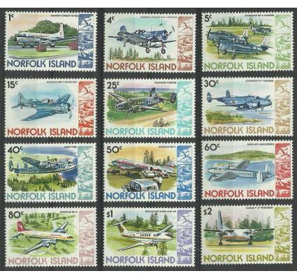 Znaczek Norfolk 1980 Mi 239+242-244+246-253 Czyste **