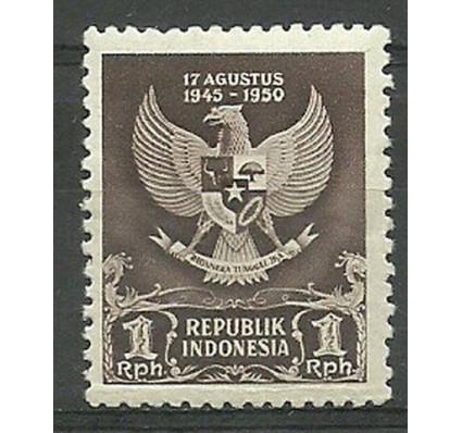 Znaczek Indonezja 1950 Mi 67 Czyste **