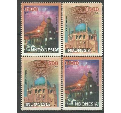 Znaczek Indonezja 2009 Mi 2803-2804 Czyste **