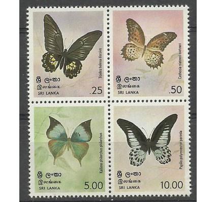 Znaczek Sri Lanka 1978 Mi 483-486 Czyste **