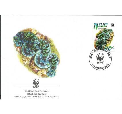 Znaczek Niue 2002 Mi 973I FDC