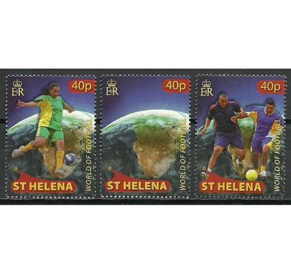 Znaczek Wyspa św. Heleny 2010 Mi 1117-1119 Czyste **