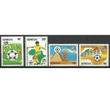 Znaczek Senegal 1986 Mi 866-869 Czyste **