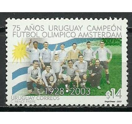 Znaczek Urugwaj 2003 Mi 2746 Czyste **