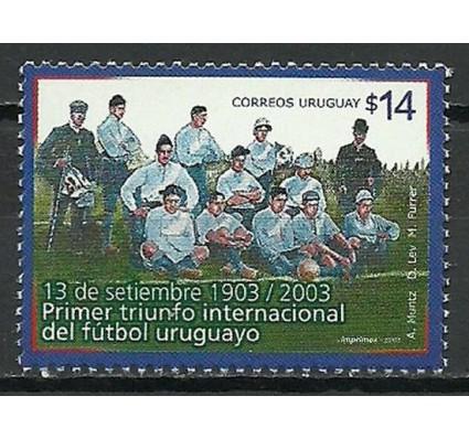 Znaczek Urugwaj 2003 Mi 2755 Czyste **