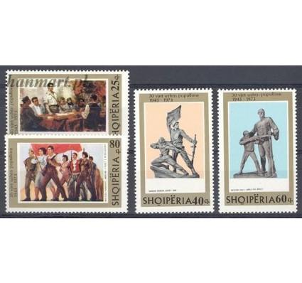 Znaczek Albania 1973 Mi 1630-1633 Czyste **
