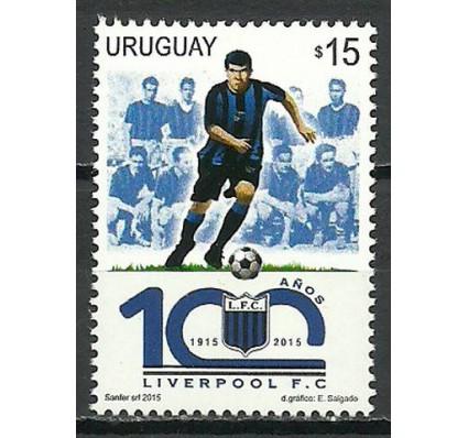 Znaczek Urugwaj 2015 Mi 3404 Czyste **
