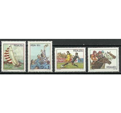 Znaczek Republika Południowej Afryki 1983 Mi 634-637 Czyste **