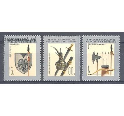 Albania 1977 Mi 1888-1890 Czyste **