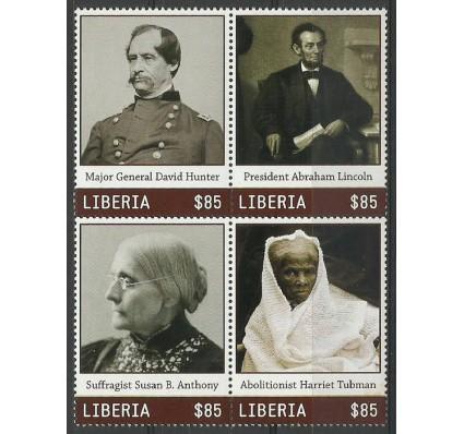 Znaczek Liberia 2013 Mi 6202-6205 Czyste **