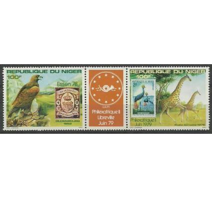 Znaczek Niger 1978 Mi 631-632 Czyste **