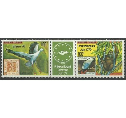 Znaczek Gabon 1978 Mi 682-683 Czyste **