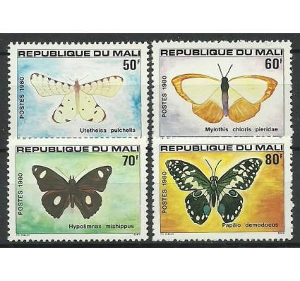 Znaczek Mali 1980 Mi 802-805 Czyste **
