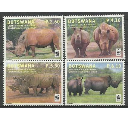 Znaczek Botswana 2011 Mi 953-956 Czyste **