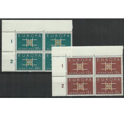Znaczek Holandia 1963 Mi 806-807 Czyste **