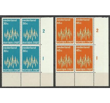 Znaczek Holandia 1972 Mi 987-988 Czyste **