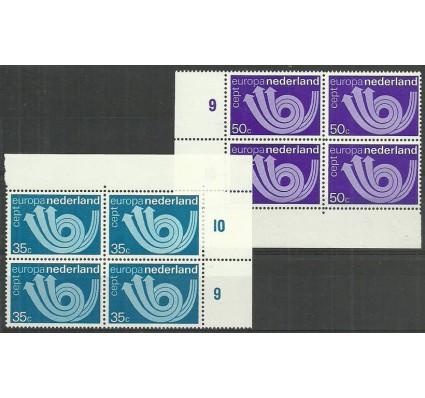 Znaczek Holandia 1973 Mi 1011-1012 Czyste **